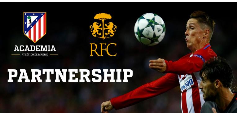 Ravennafc Atletico Madrid Partnership