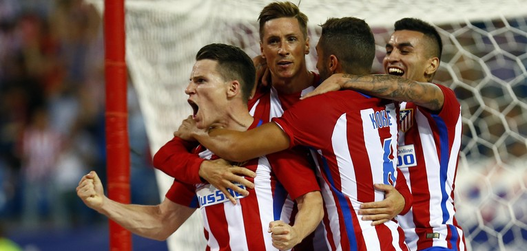 atletico champions league