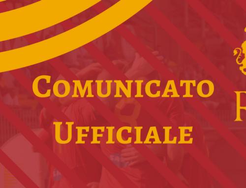 Sarà Gianluca Ricci il nuovo Responsabile Organizzativo giallorosso