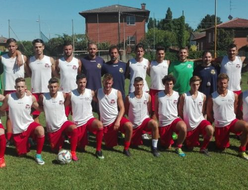 Primo giorno di lavoro per il Ravenna FC in vista della prossima Serie C