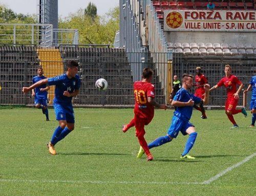 Il Ravenna convince contro la nazionale Under 20