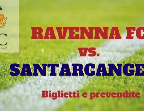 Ravenna FC – Santarcangelo informazioni sui biglietti