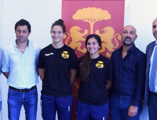 A Ravenna il calcio femminile si tinge di giallorosso