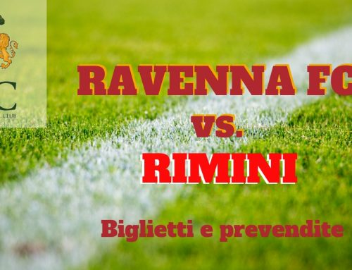Ravenna FC – Rimini informazioni sui biglietti