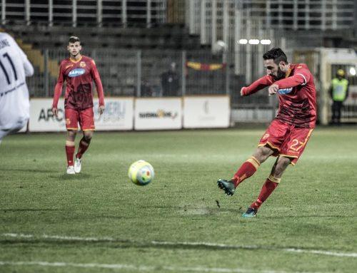 Il 2019 giallorosso si apre con un buon punto a Bolzano