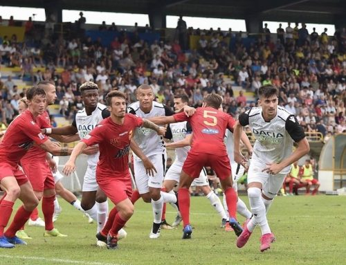 Ravenna FC: buona la prima, Udinese battuta 2 a 1
