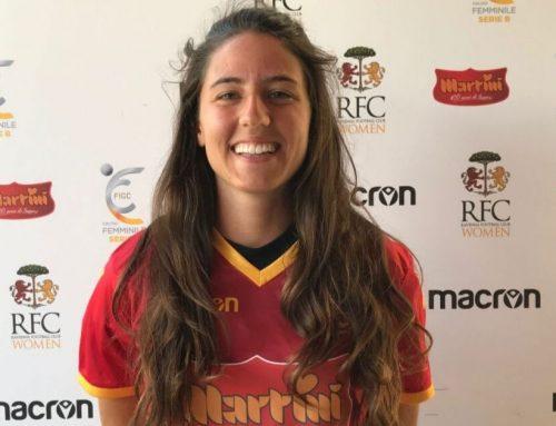 RWFC – Asia Muratori ritorna in giallorosso