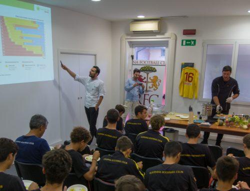 Despar e Ravenna FC avviano il progetto #MyFoodball