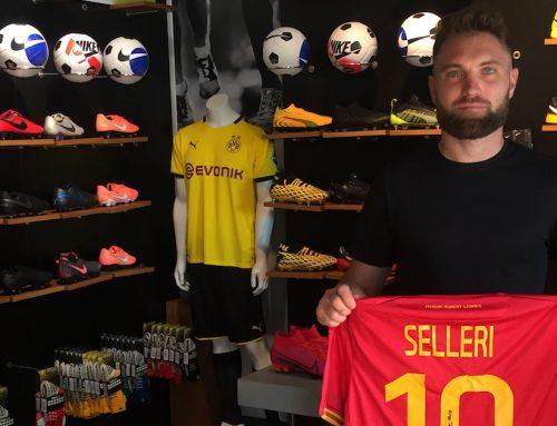 Ravenna FC e SPORTY store regalano la maglia autografata di Selleri