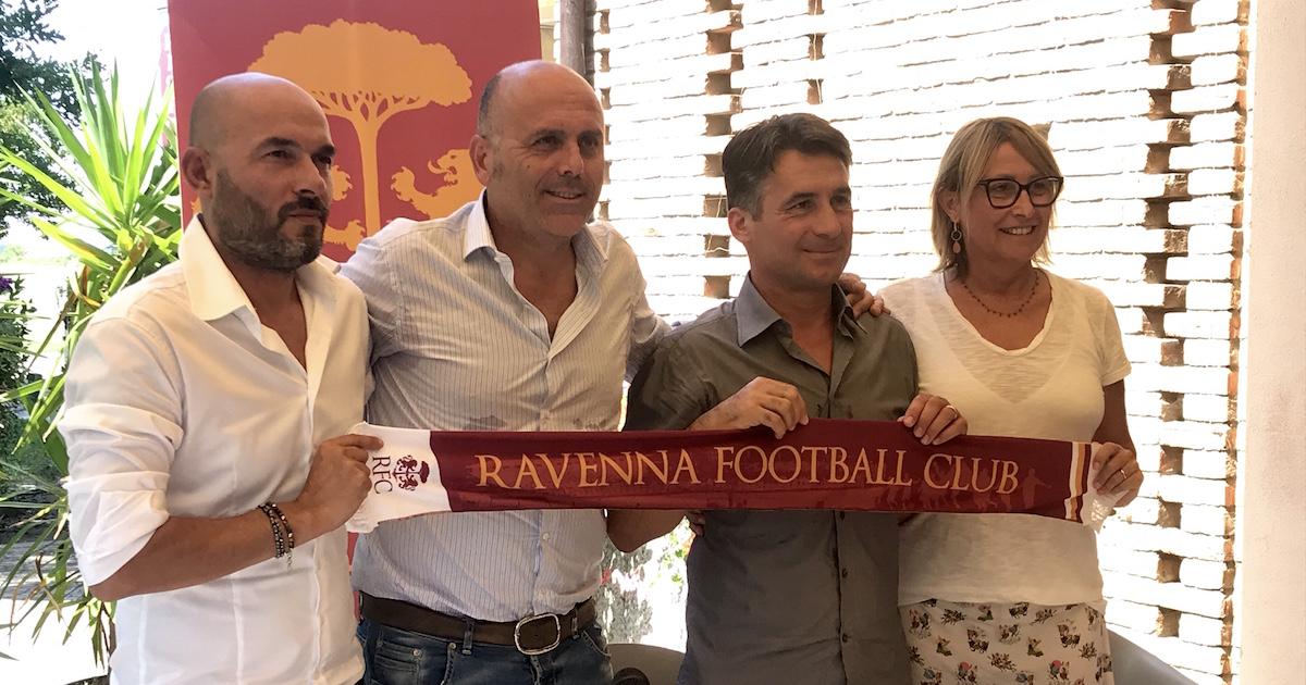 """Magi: """"Cerchiamo giocatori che possano rappresentare la grandezza di Ravenna"""""""