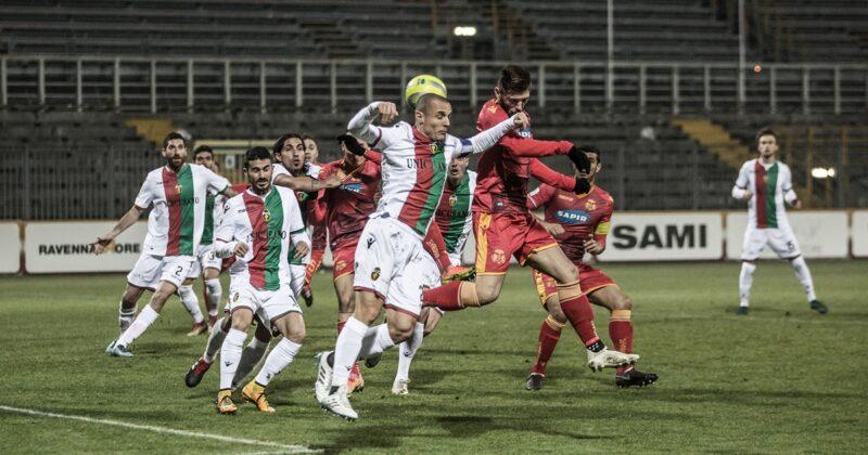 Ravenna - Ternana 3-2 (22 Dicembre 2018)