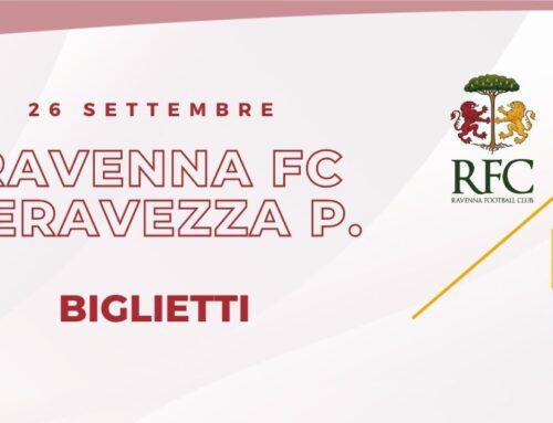 RAVENNA FC – Seravezza Pozzi informazioni sui biglietti