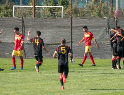Saporetti-gol, il Ravenna vince ancora