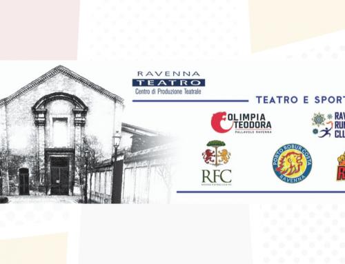 """""""Teatro e Sport"""" Lunedì 16 Ravenna presente allo spettacolo di Buffa"""