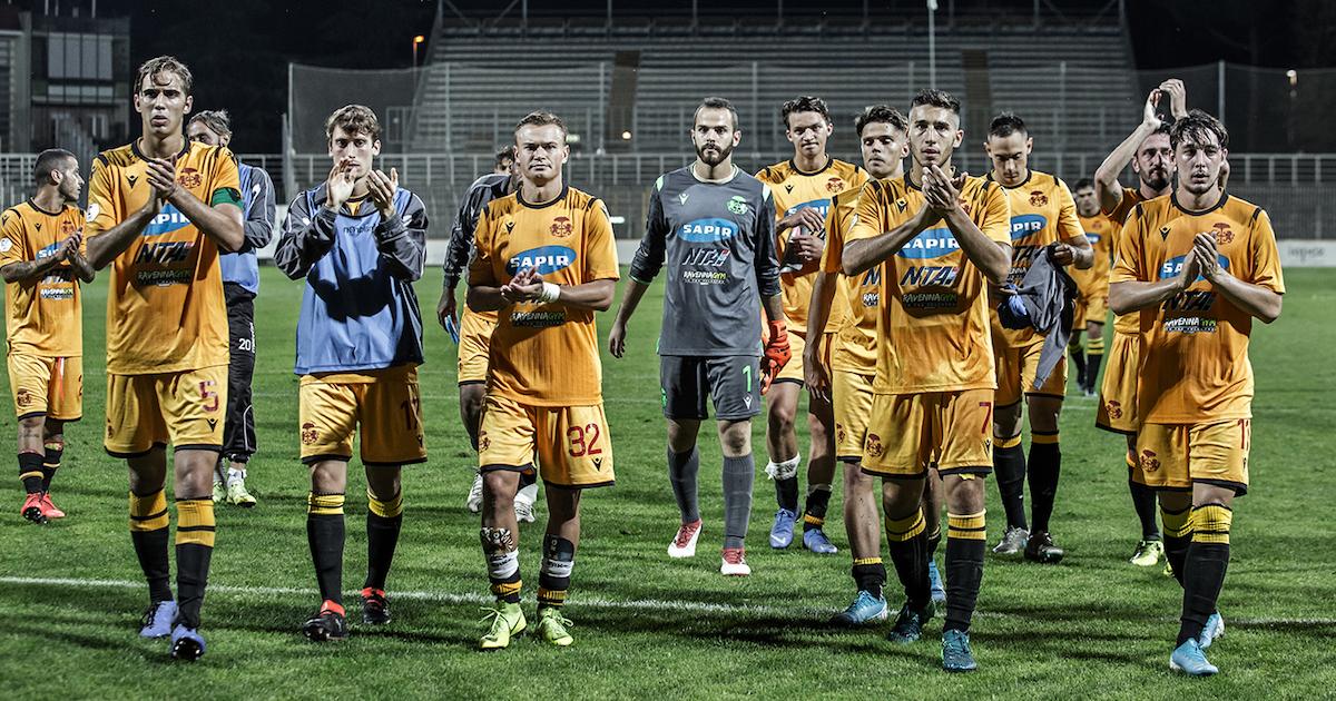 Ravenna FC aderisce alla raccolta fondi per l'Ospedale