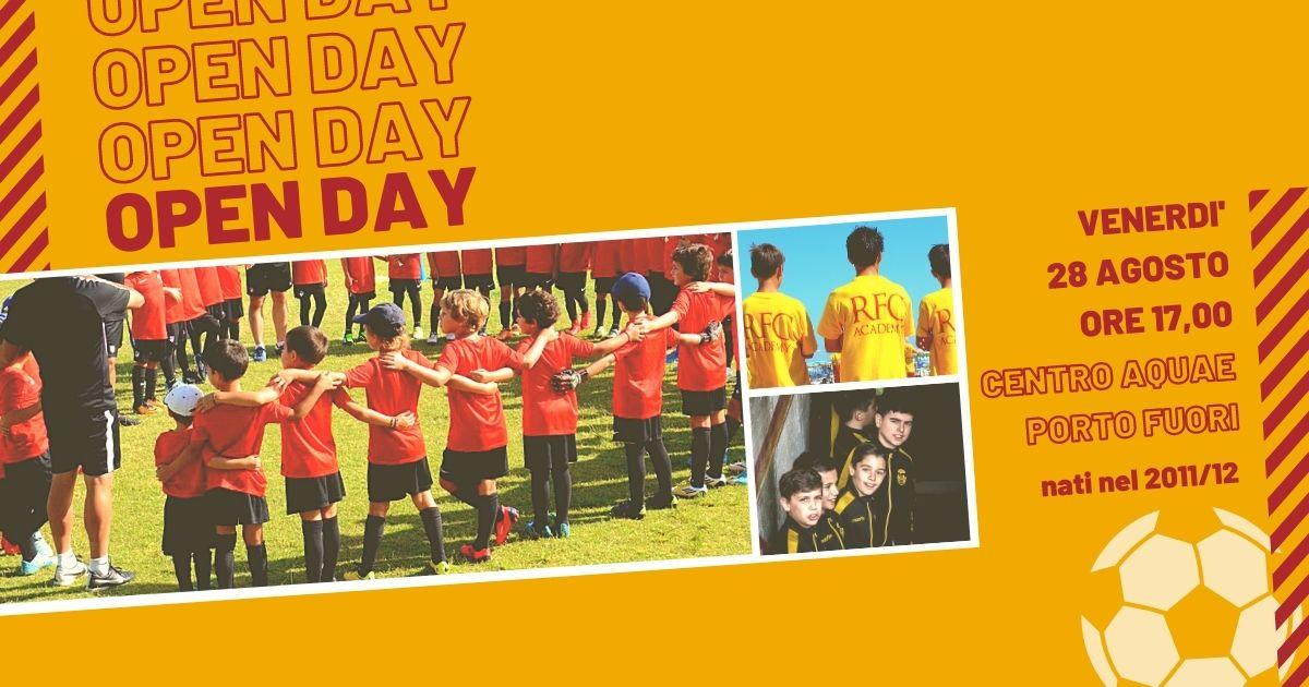 Un Open Day giallorosso per sognare il Benelli