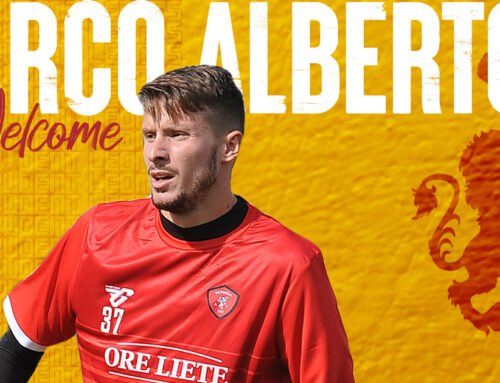 Tesserato Marco Albertoni