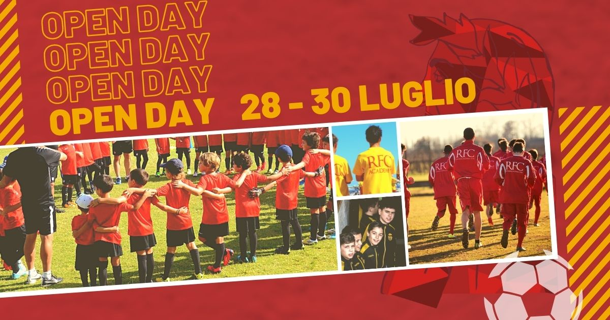 banner open day