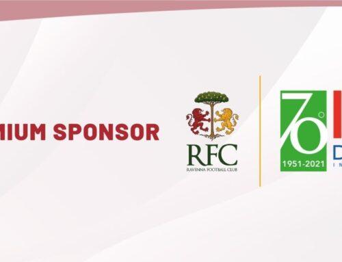 Deco Industrie è sponsor ufficiale del Ravenna FC